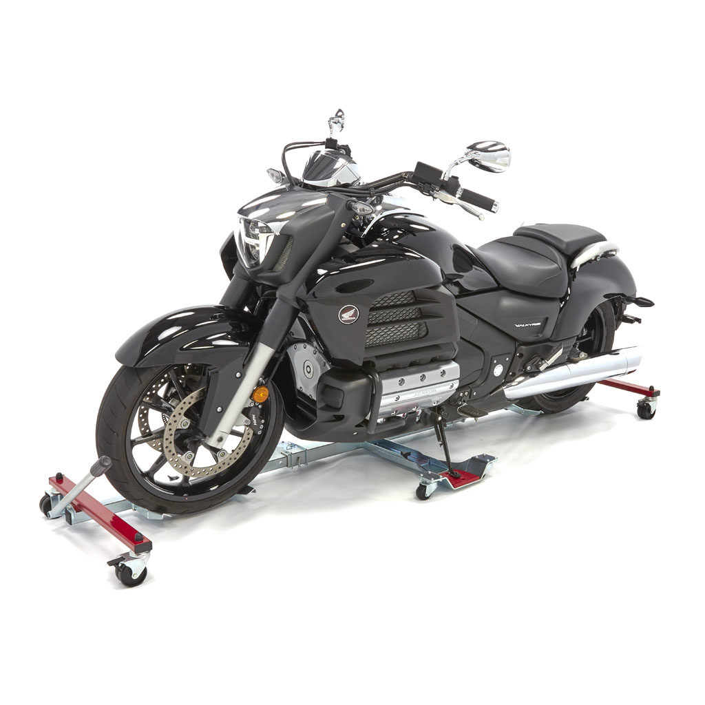 Motorcycle handling equipment
